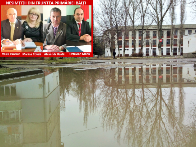 Primarul şi cei trei viceprimari ai municipiului Bălţi se vor alege cu prime grase. Consilierii municipali au decis să le aloce zeci de mii de lei din Bugetul local pentru munca depusă în folosul comunităţii.